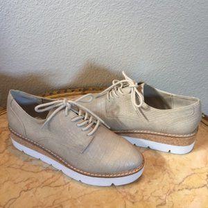 STEVE MADDEN•💫Wrenley Platform Oxford Shoes Sz 8